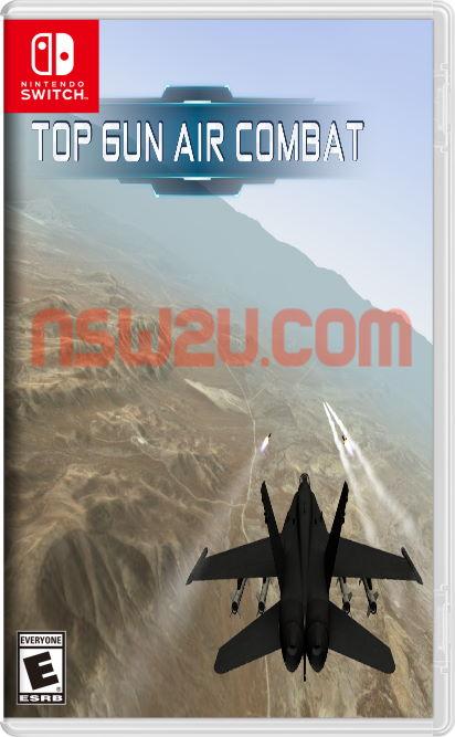 Top Gun Air Combat Switch NSP XCI NSZ