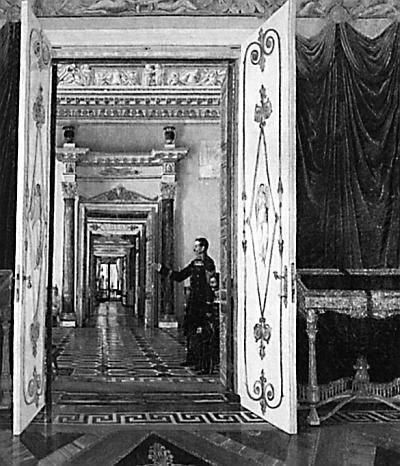 Блиллиантовая комната Зимнего дворца
