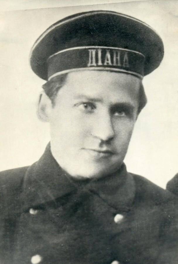 балтийский матрос П.Д. Мальков
