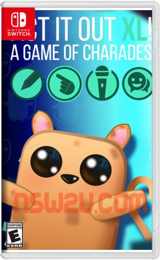 ACT IT OUT XL! A Game of Charades Switch NSP XCI NSZ