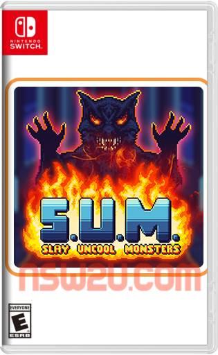 S.U.M. – Slay Uncool Monsters Switch NSP XCI
