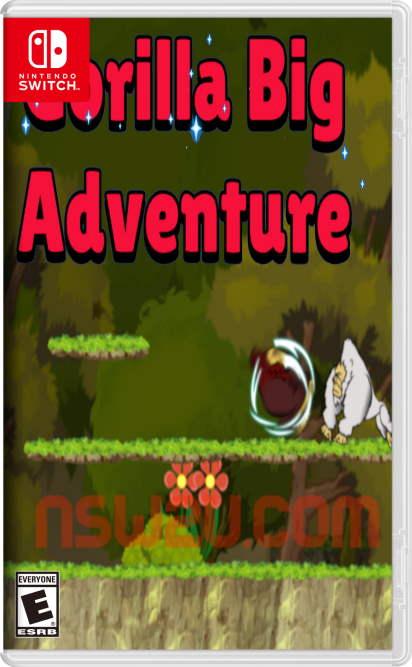 Gorilla Big Adventure Switch NSP XCI NSZ