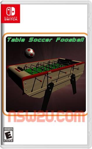 Table Soccer Foosball Switch NSP XCI NSZ