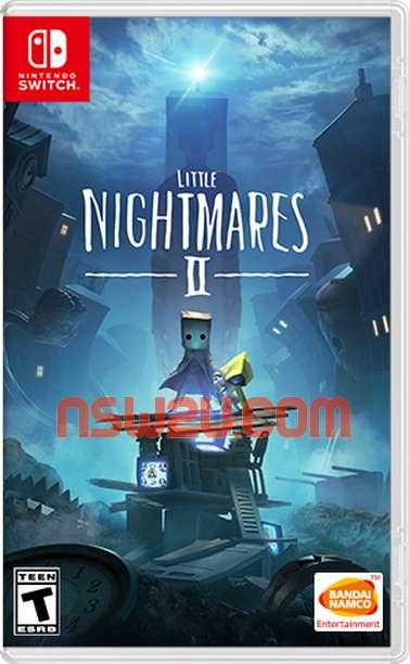 Little Nightmares II Switch NSP XCI NSZ  + Update 1.2