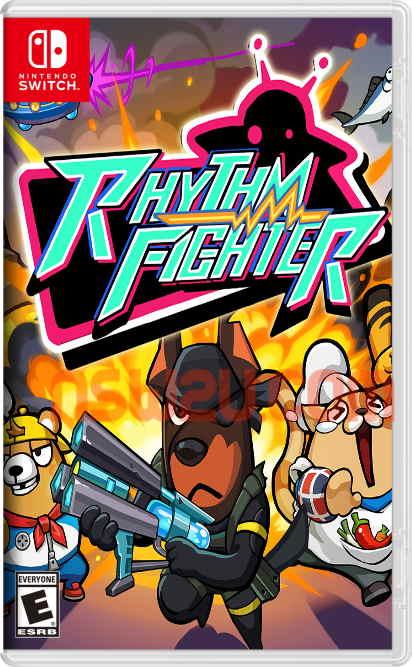 Rhythm Fighter Switch NSP XCI NSZ