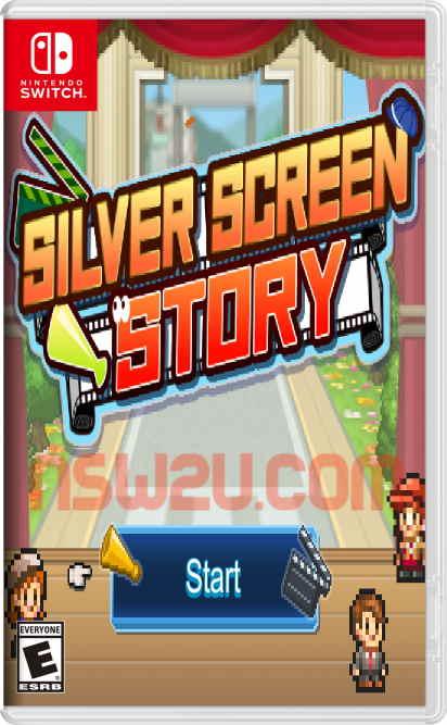 Silver Screen Story Switch NSP XCI NSZ