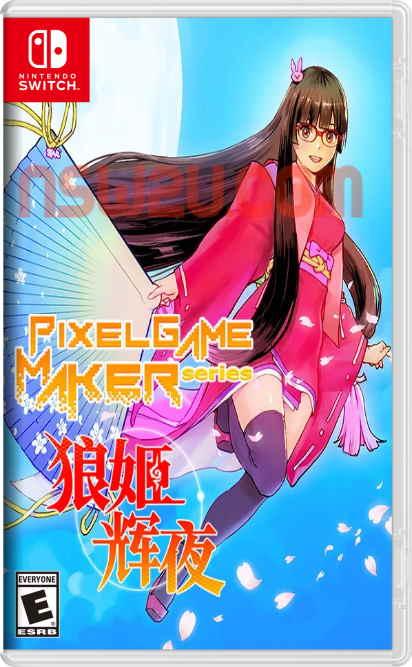 Pixel Game Maker Series Werewolf Princess Kaguya Switch NSP XCI