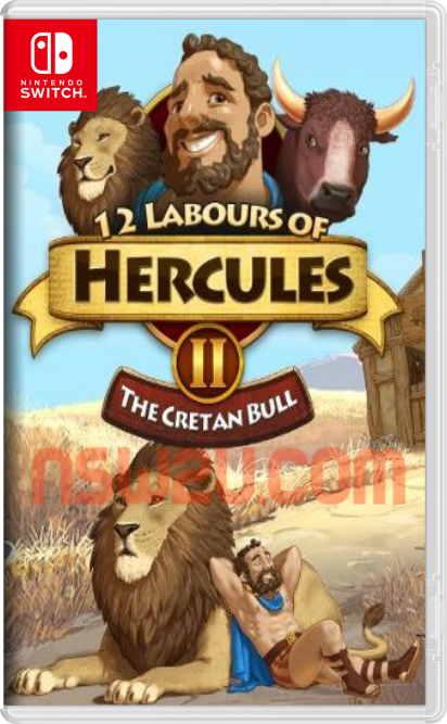 12 Labours of Hercules II: The Cretan Bull Switch NSP XCI