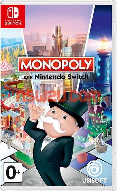 Monopoly for Nintendo Switch NSP XCI
