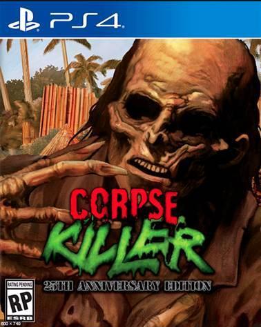Corpse Killer – 25th Anniversary Edition PS4 PKG
