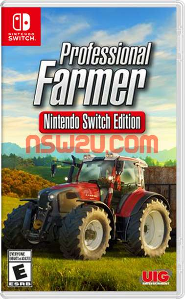 Professional Farmer: Nintendo Switch Edition NSP XCI NSZ