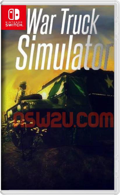 War Truck Simulator Switch NSP XCI