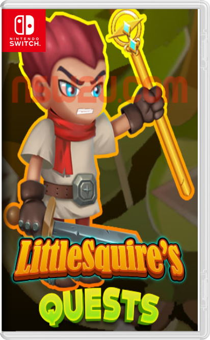 Little Squire's Quests Switch NSP XCI NSZ
