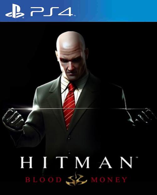 Hitman: Blood Money HD PS4 PKG