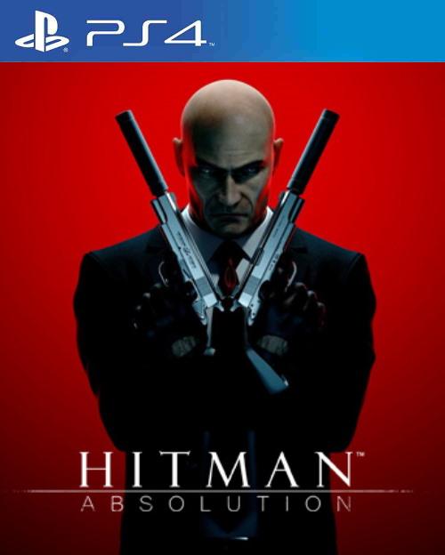 Hitman: Absolution HD PS4 PKG