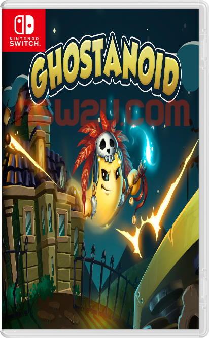 Ghostanoid Switch NSP XCI NSZ