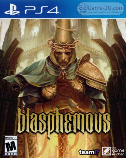 Blasphemous PS4 PKG