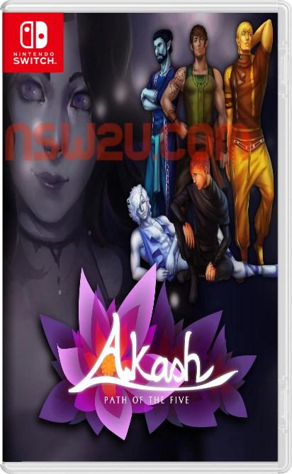 Akash: Path of the Five Switch NSP XCI
