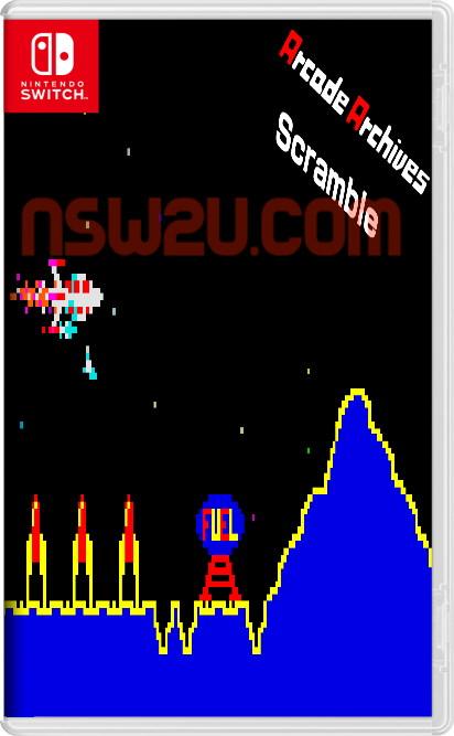 Arcade Archives Scramble Switch NSP XCI