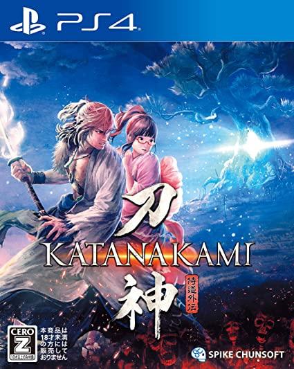 KATANA KAMI: A Way of the Samurai Story PS4 PKG