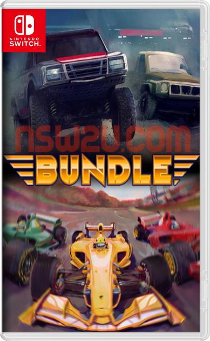 Rock 'N Racing Bundle Off Road & Grand Prix Switch NSP XCI NSZ