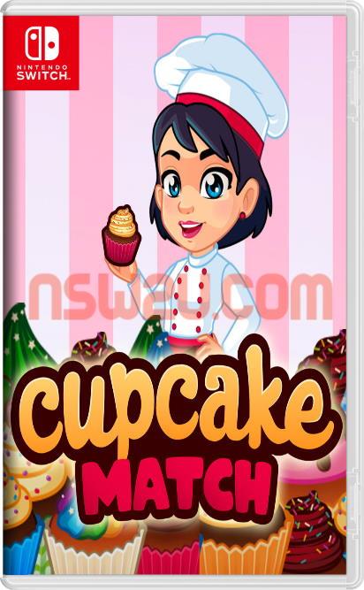 Cupcake Match Switch NSP XCI NSZ