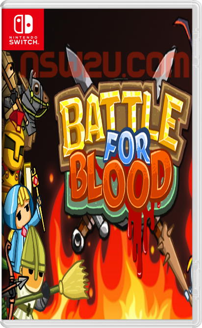 Battle for Blood Switch NSP XCI NSZ