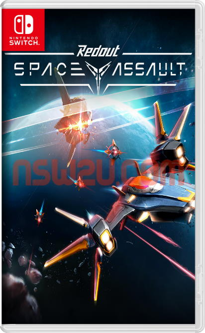 Redout: Space Assault Switch NSP XCI NSZ