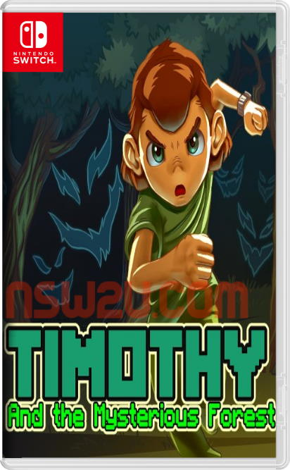 Timothy and the Mysterious Forest Switch NSP XCI