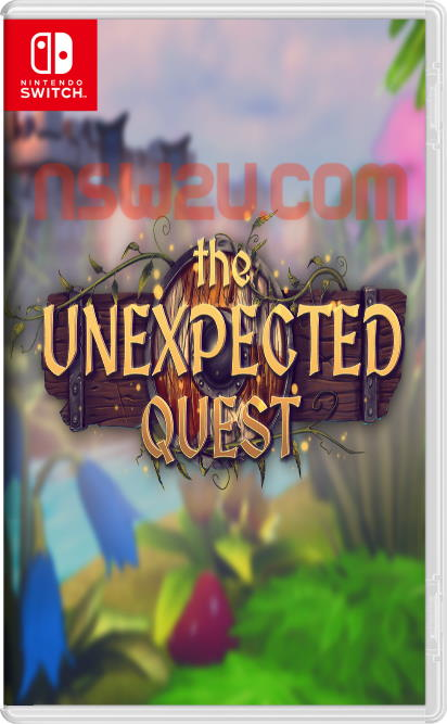 The Unexpected Quest Switch NSP XCI NSZ