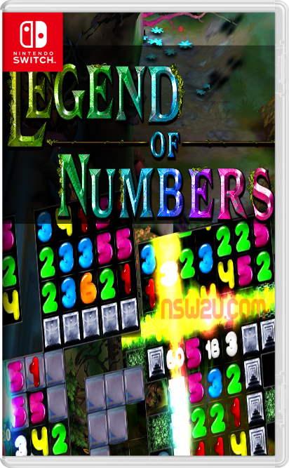 Legend of Numbers Switch NSP XCI NSZ