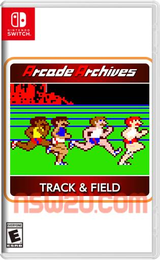 Arcade Archives TRACK & FIELD Switch NSP XCI