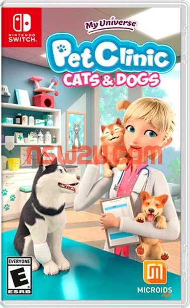 My Universe – PET CLINIC CATS & DOGS Switch NSP XCI