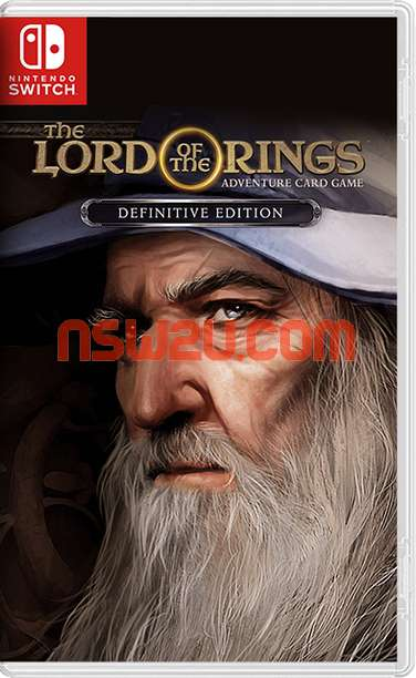 The Lord of the Rings: Adventure Card Game Switch NSP XCI