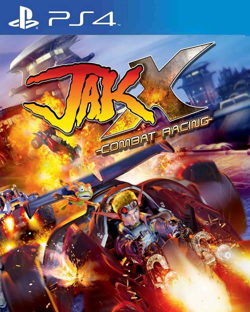 Jak X: Combat Racing PS4 PKG