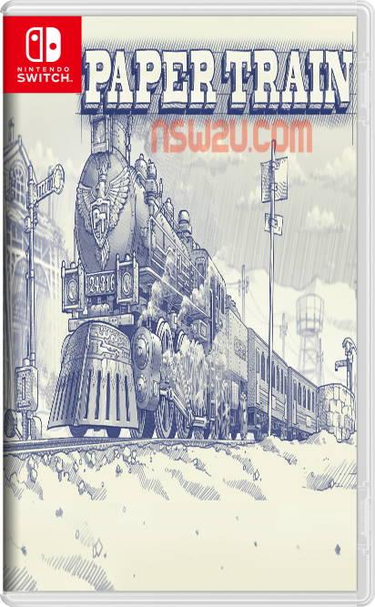 Paper Train Switch NSP XCI