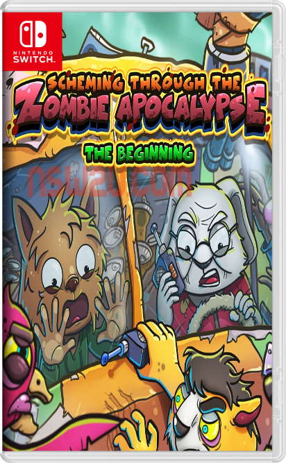 Scheming Through The Zombie Apocalypse: The Beginning Switch NSP XCI