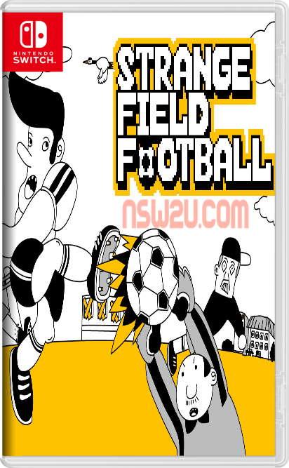 Strange Field Football Switch NSP XCI NSZ