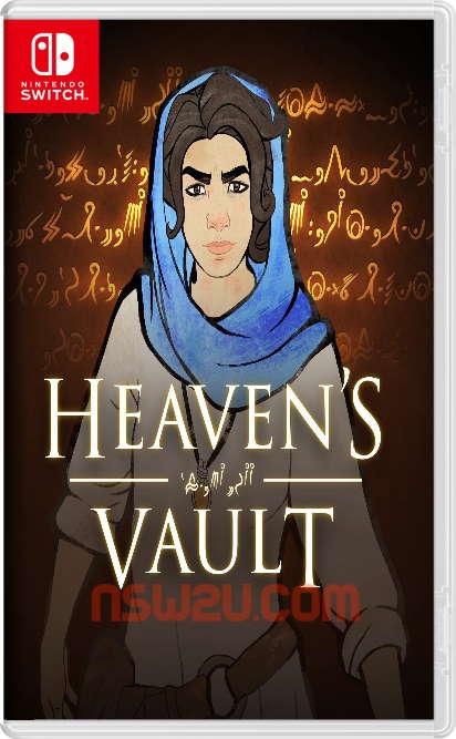 Heaven's Vault Switch NSP XCI NSZ