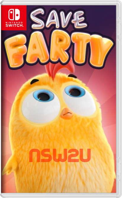 Save Farty Switch NSP XCI NSZ