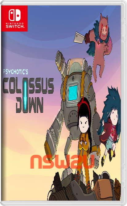 Colossus Down Switch NSP XCI NSZ
