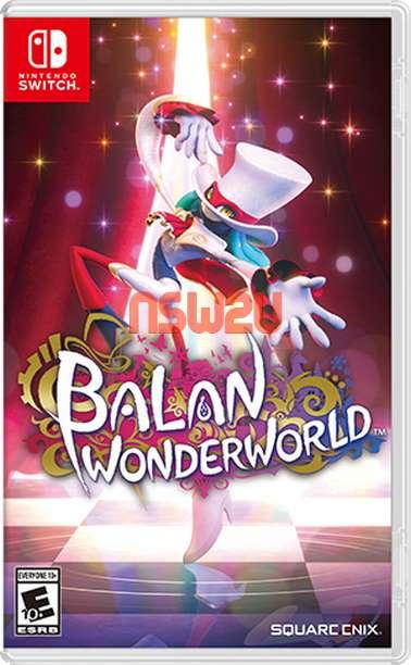 BALAN WONDERWORLD Switch NSP XCI NSZ