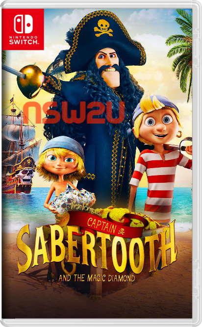 Captain Sabertooth and the Magic Diamond Switch NSP XCI NSZ
