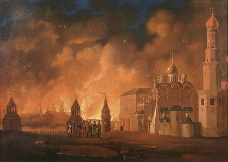 Moscow 1812