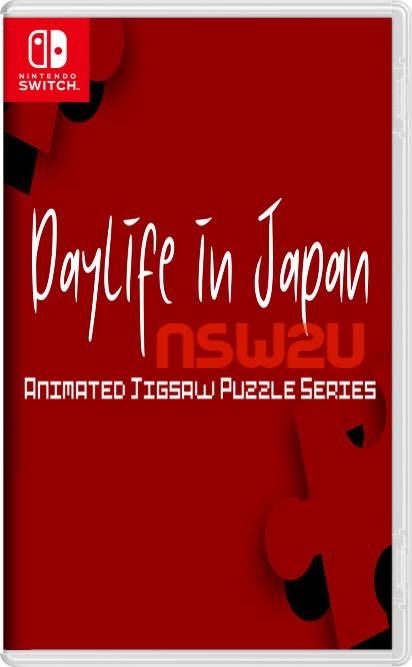 Daylife in Japan – Pixel Art Jigsaw Puzzle Switch NSP XCI