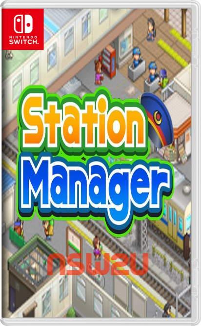 Station Manager Switch NSP XCI NSZ