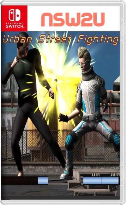 Urban Street Fighting Switch NSP XCI