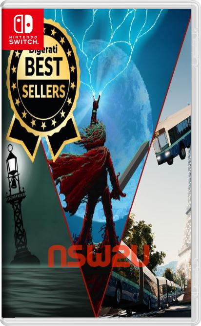Digerati Best Sellers Switch NSP XCI NSZ