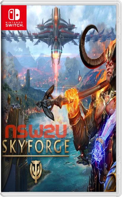 Skyforge Switch NSP XCI NSZ