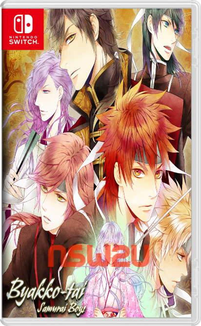 Byakko-tai Samurai Boys Switch NSP XCI